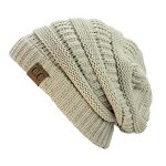 Thumbnail image for Soft Cable Knit Beanie Skully Cap for $8.99