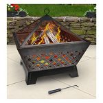 Thumbnail image for Landmann Barrone 26-Inch Fire Pit with Cover for $51.96 Shipped