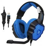 Thumbnail image for A70 USB Stereo Gaming Headset with Microphone for PC Gamers for $19.99