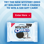 Thumbnail image for NEW Oreo Mystery Flavors at Walmart +  Enter to Win!