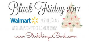 2017 Walmart Black Friday Ad Deals