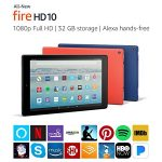 Thumbnail image for Fire HD 10 Tablet with Alexa for $99.99 Shipped
