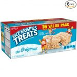 Thumbnail image for Rice Krispies Treats for $0.13 Each Shipped