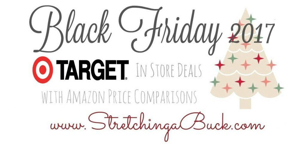 Target Black Friday Ad Deals 2017