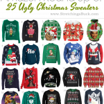 Thumbnail image for 25 Ugly Christmas Sweaters
