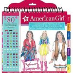Thumbnail image for American Girl BeForever Fashion Sketch Portfolio for $9.69