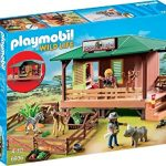 Thumbnail image for PLAYMOBIL Ranger Station with Animal Area for $31.48 Shipped