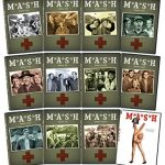 Thumbnail image for M*A*S*H The Complete Series + Movie on DVD for $54.99 Shipped