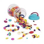 Thumbnail image for B. Pop Arty Crafts Toy Snap Beads Jewelry Kit for $8.43