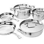 Thumbnail image for Cuisinart MultiClad Pro Set 8-Piece Cookware Set for $139.99 Shipped