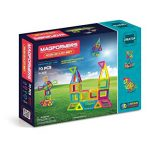Thumbnail image for Magformers Creator Neon Set | 70 Pieces for $55.39 Shipped