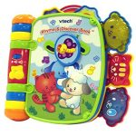 Thumbnail image for VTech Rhyme and Discover Book for $10.49