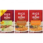 Thumbnail image for Rice-A-Roni Fiesta Classics Variety Pack for $0.82 per Box Shipped