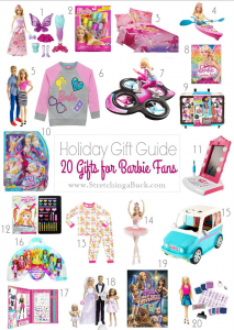 Barbie Fans Gift Guide