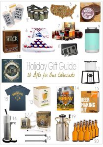 Beer Enthusiasts Gift Guide