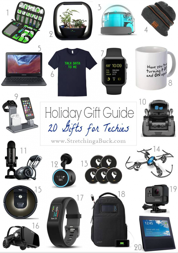 Gift Guide for Techies