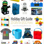 Thumbnail image for 20 Gift Ideas for the LEGO Lover!
