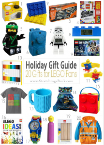 LEGO Fans Gift Guide