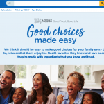 Thumbnail image for Good Choices Made Easy with Nestlé and Walmart!