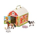 Thumbnail image for Melissa & Doug Latches Barn Toy for $19.19
