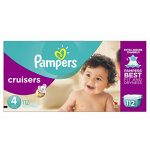 Thumbnail image for Pampers Cruisers Disposable Size 4 Diapers for $0.21 Each Shipped