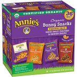 Thumbnail image for Annie's Organic Cheddar Bunny Variety Pack for $0.24 per Pouch Shipped