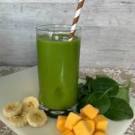 Thumbnail image for Easy Green Smoothie Recipe + My First Giant Eagle Home Grocery Delivery!