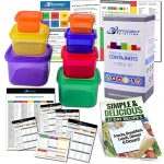 Thumbnail image for 7-Piece Nutrition Portion Control Meal Kit for $9.95