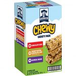 Thumbnail image for Quaker Chewy Granola Bars for $0.17 Each Shipped
