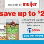 Thumbnail image for Save up to $2 on Purina Products at Meijer!