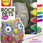 Thumbnail image for ALEX Toys Craft Rock Pets Owl Craft for $6.88
