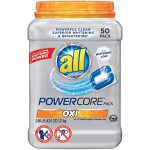 Thumbnail image for all Powercore Pacs with OXI Laundry Detergent for $0.15 Each Shipped