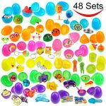 Thumbnail image for 48 Toy-Filled Easter Eggs for $21.95