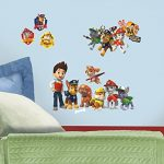Thumbnail image for Paw Patrol Peel & Stick Wall Decal Set for $6.79 Shipped