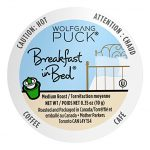 Thumbnail image for Wolfgang Puck Breakfast In Bed K-Cups for $0.39 Each Shipped