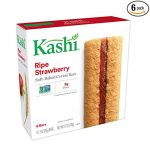 Thumbnail image for Kashi Strawberry Ripe Cereal Bars for $1.65 per Box Shipped