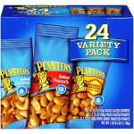 Thumbnail image for Planters Nut Variety Pack Pouches for $0.35 Each Shipped