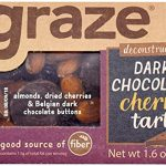 Thumbnail image for Graze Dark Chocolate/Cherry Tart with Almonds Snack Boxes for $1.13 Each Shipped