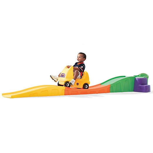 Thumbnail image for Step2 Up & Down Roller Coaster Ride On for $88.17 Shipped