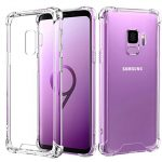 Thumbnail image for Samsung Galaxy S9 Crystal Clear Case with Cover for $4.99