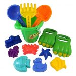 Thumbnail image for Dinosaur Sand Claws Beach Toy Set for $11.95