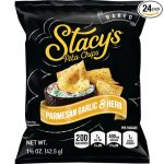 Thumbnail image for Stacy's Parmesan Garlic & Herb Pita Chips for $0.33 per Bag Shipped