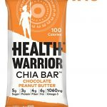 Thumbnail image for Health Warrior Chocolate Peanut Butter Chia Bars for $0.68 Each Shipped