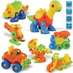 Thumbnail image for Building Set of 7 Take Apart Toys for $29.99 Shipped