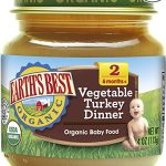 Thumbnail image for Earth's Best Organic Stage 2 Vegetable Turkey Dinner for $0.85 Each Shipped