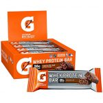 Thumbnail image for Gatorade Whey Protein Recover Chocolate Chip Bars for $0.80 Each Shipped