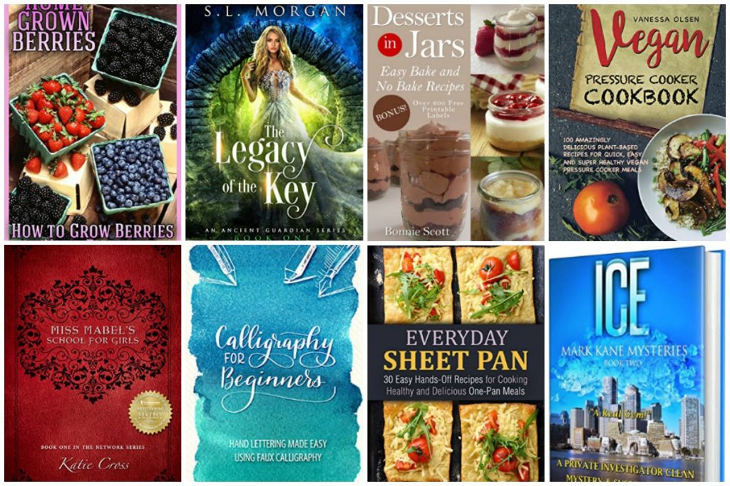 10 free kindle books 0711