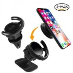 Thumbnail image for Cell Phone Car Air Vent Mount for Pop Sockets for $6.99 Shipped