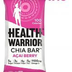 Thumbnail image for Health Warrior Acai Berry Chia Bars for $0.63 each Shipped