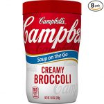 Thumbnail image for Campbell Creamy Broccoli Soup on the Go for $1.09 Each Shipped